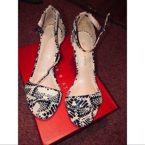 Hailee open toe shoe